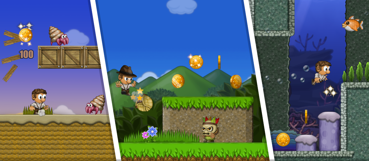 New platform game for Android