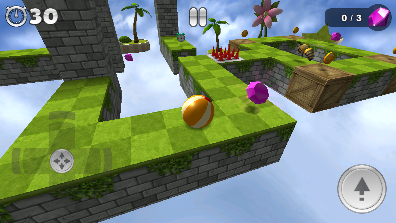 Ball puzzle game 2020