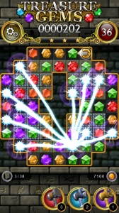 Treasure Gems Android Game