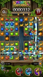 Fruits Orchard - Android Match 3 Game