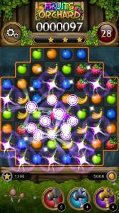 Fruits Orchard - Match the Fruits Puzzle Game