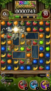 Fruits Orchard - Casual Puzzle Game for Android