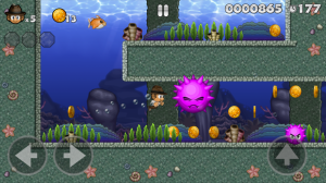 Mazuna World: 2D Platformer for Phone & Tablet