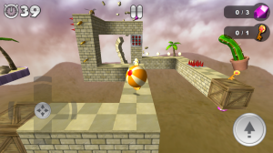 Confuza Ball - 3D Ball Game for Android